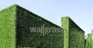 Artificial Grass Fences And Fence Panels Wallgrass