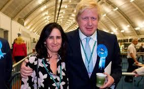 Boris Johnson's estranged wife reveals ...