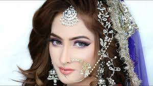 bridal makeup by kashif aslam 2018