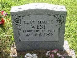Lucy Maude West (1910-2009) - Find A Grave Memorial