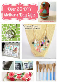over 30 diy mother s day gift ideas