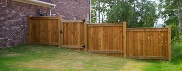 Custom Fence Installation Repair Ivy Fence Company Tupelo Oxford