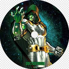 Doctor Doom Comic Book Marvel Universe Marvel Comics Villain Doom Comics Superhero Png Pngegg