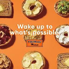 thomas cinnamon raisin bagels 6 count