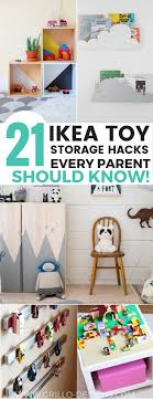 21 Ikea Toy Storage Hacks Every Parent Should Know Grillo Designs