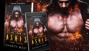Gale Stanley: Out Now! Rising from the Ashes by Charity West #NewAdult  #Suspense @EvernightPub