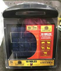 American Farm Works 10 Miles Low Impedance Electric Fence Controller Brand New For Sale Online