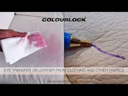 remove dye transfer ink biro marks