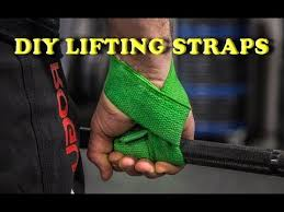 how to make lifting straps you