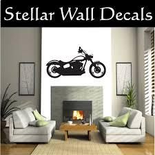 Dirt Bike Motorcycle Motocross Moto Vinyl Wall Decal Car Sticker Dirtbikestlarge016 Swd
