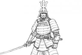 Learn To Draw A Samurai In 9 Easy Steps (With Pictures ...