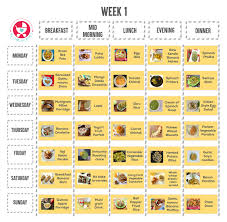 1 year baby food chart with indian recipes