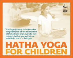 hatha yoga for children presented by