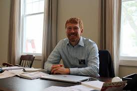 Q&A with ... Aaron Cooper, new head of New Canaan Country School - New  Canaan Advertiser