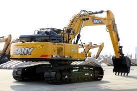 china sany sy215c 22ton crawler rc