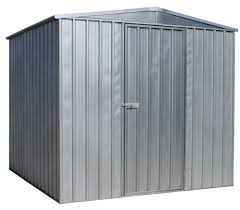 sealey galvanised steel sheds ese direct