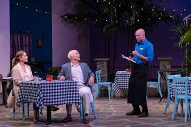 THEATRE REVIEW: Dorset Theatre Festival's witty and wonderful 'Slow Food'  keeps you laughing - The Berkshire Edge