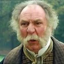 British actor- Frank Middlemass, I think?   Favorite Actors ...