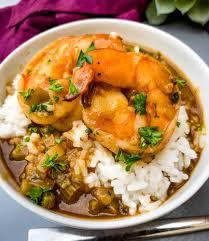 easy shrimp Étouffée recipe video