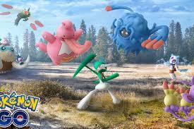 Pokémon Go update adds more Sinnoh evolutions - Polygon
