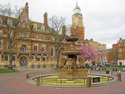 Leicester Town Hall - Wikipedia