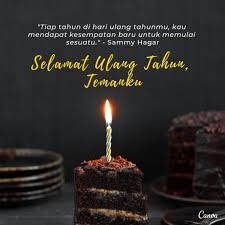 ucapan ulang tahun doa selamat kata kata islami