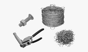 Chain Link Fence Parts And Tools Hd Png Download Kindpng