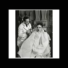 Amazon.com: Stick It On Your Wall Charlie Chaplin - Chaplin & Leo White The  Great Dictator 1940 Mini Poster - 40x40cm: Furniture & Decor