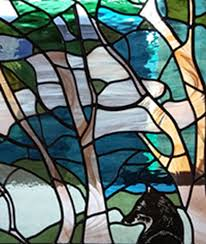architectural stained glass studio