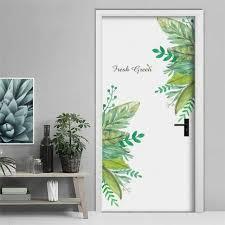 Fresh Green Garden Plant Baseboard Wall Sticker Home Mural Decal Living Room Art For Sale Online