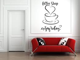 Buy Wall Decals Quote All You Need Is Love And Coffee Decal Vinyl Sticker Bedroom Kitchen Restaurant Cafe Bar Art Murals Eg100 In Cheap Price On Alibaba Com