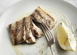 Grilled Sturgeon with Lemon and Parsley ...