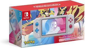 Nintendo Switch™ Lite Zacian and Zamazenta Edition: Amazon.ca ...