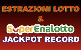SuperEnalotto e Lotto: Jackpot, probabilità e vincite 4 maggio