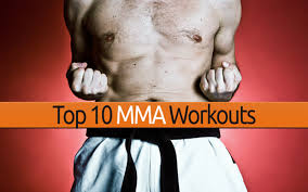 top 10 mma workouts