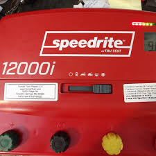 Speedrite Electric Fence Energizer Fence Charger Repair Prispevky Facebook