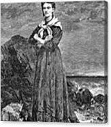 Ida Lewis (1842-1911) Photograph by Granger