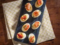 Chef Lynn Crawford's Lobster Deviled Eggs