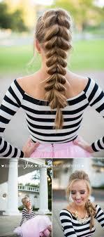 styled shoot prom 2016 dress hair