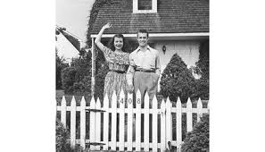 The History Of The White Picket Fence History Smithsonian Magazine