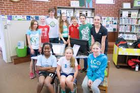 Meet Mattapoisett Library's youngest volunteers | Sippican