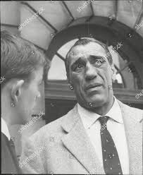 Primo Carnera Boxer Leaves Hospital After Visiting Editorial Stock Photo -  Stock Image | Shutterstock