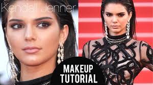 makeup inspirado en kendall jenner