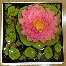 Vườn hoa đặc biệt' của người phụ nữ mê vẽ tranh 3D trên thạch rau ...