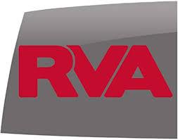 Amazon Com Window Swag Rva Red Classic 5 Year Outdoor Vinyl Sticker Decal Automotive