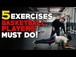 basketball strength exercises that