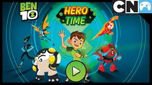 ben 10 games hero time app gameplay