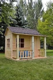 shed or playhouse for the kids