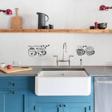 Personalized Kitchen Wall Sticker Waterproof Vinyl Decal I Like Coffee Decor Sale Price Reviews Gearbest