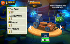 Android Game: Angry Birds Go! v1.0.6 apk+obb PATCHED Mod